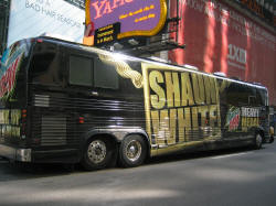 Shaun white Bus