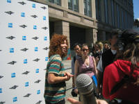 Shaun White at TriBeCa Film Festival